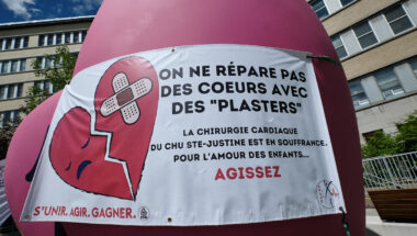 Le syndicat dénonce l'inaction de l'employeur face à la crise qui sévit en chirurgie cardiaque