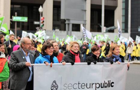 Les 160000 travailleuses et travailleurs du secteur public de la CSN se prononceront sur l'entente de principe