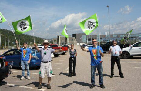 Le Regroupement des traversiers CSN annonce des journées de grève pour le mois de septembre