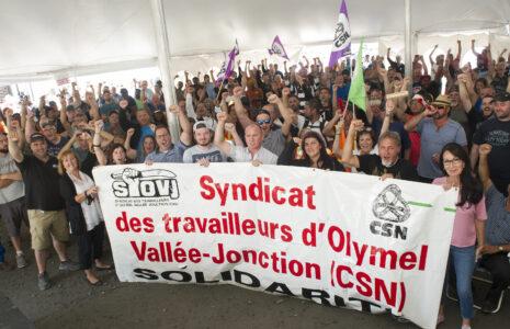 Le syndicat accepte l'entente de principe