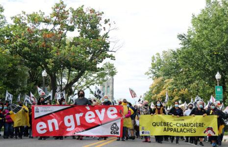 Deux autres journées de grève pour les 11000 salarié-es de CPE