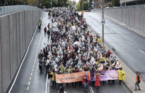 Une première journée de grève pour les 11000 salarié-es de CPE syndiqués à la CSN