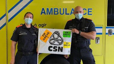 Arrêté ministériel : stupeur et consternation chez les paramédics