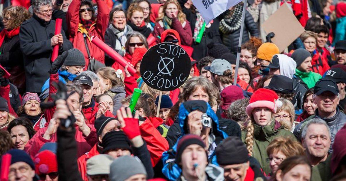 Image : Front commun pour la transition énergétique