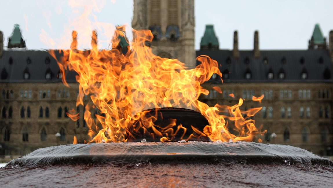 Flames of Parliament