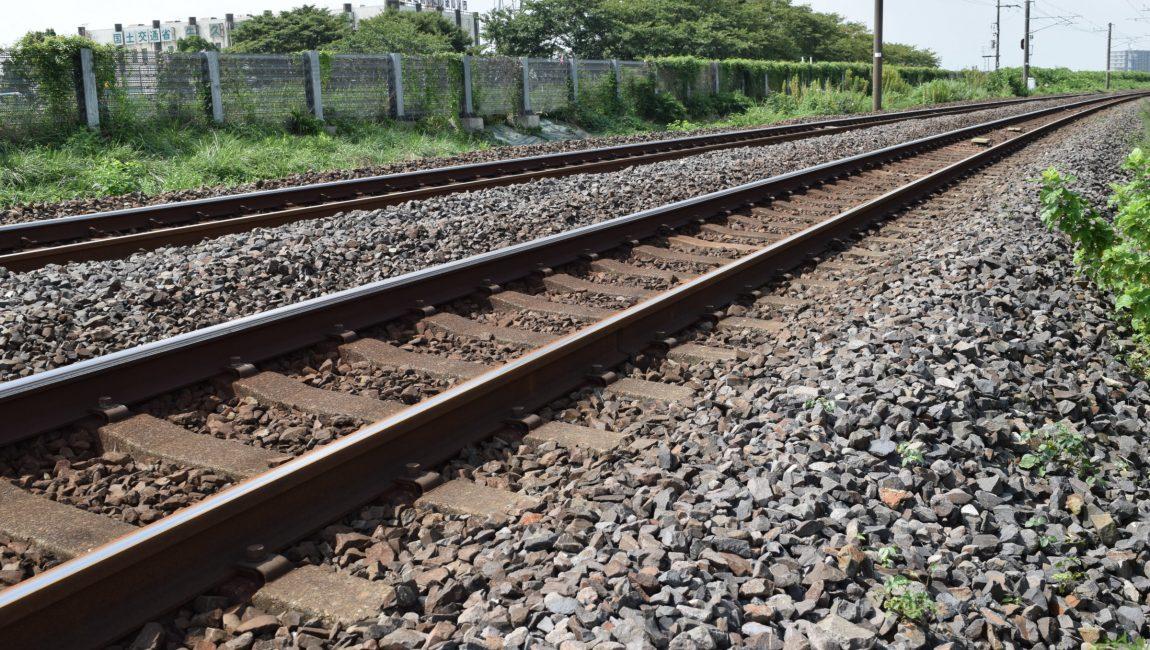 常磐線の鉄道線路