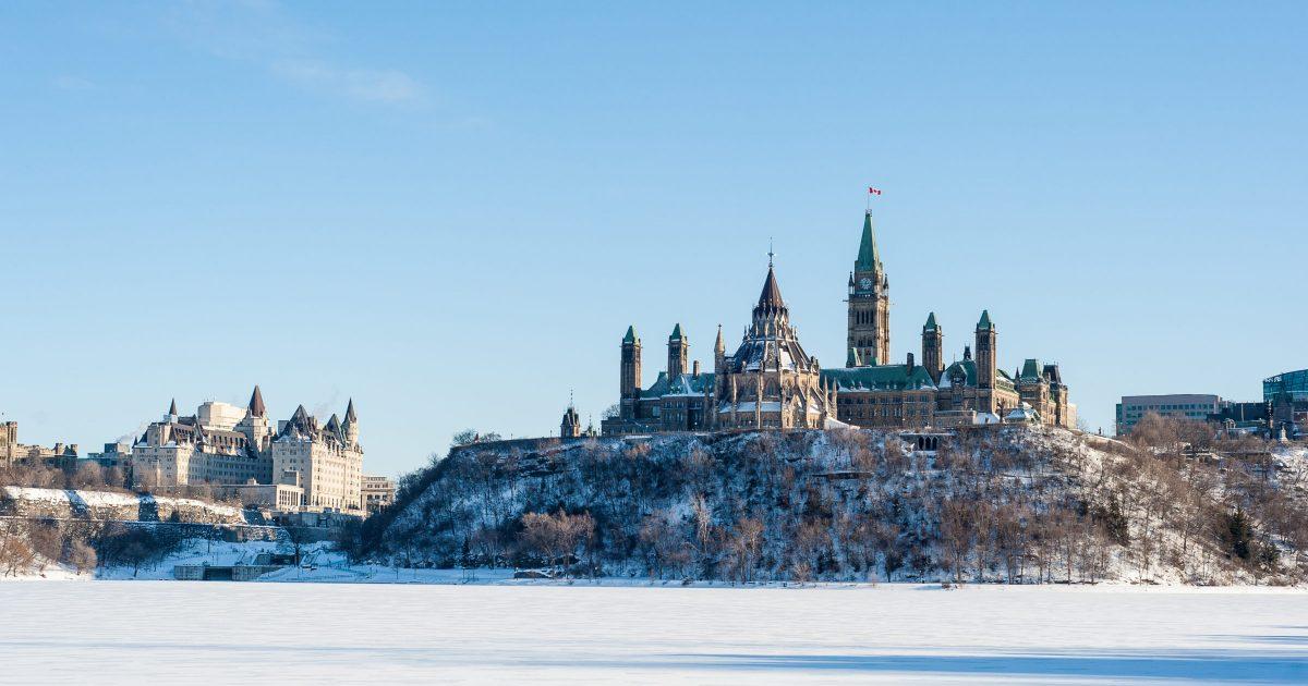 Colline parlementaire, Parlement du Canada