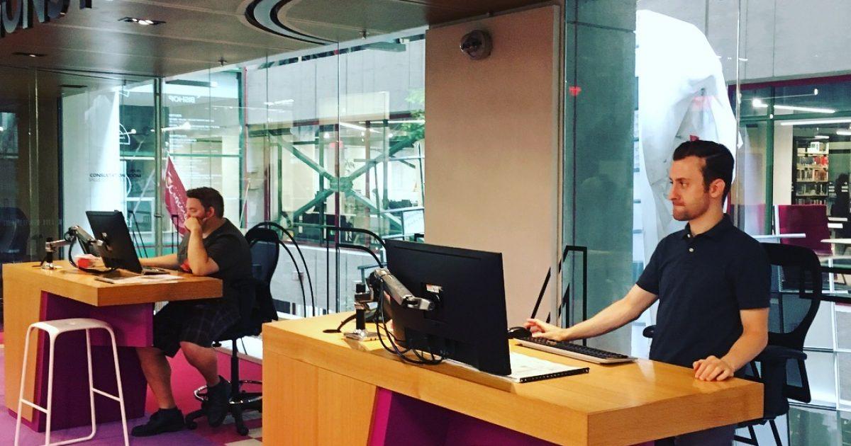 Bibliothèque Webster - Université Concordia