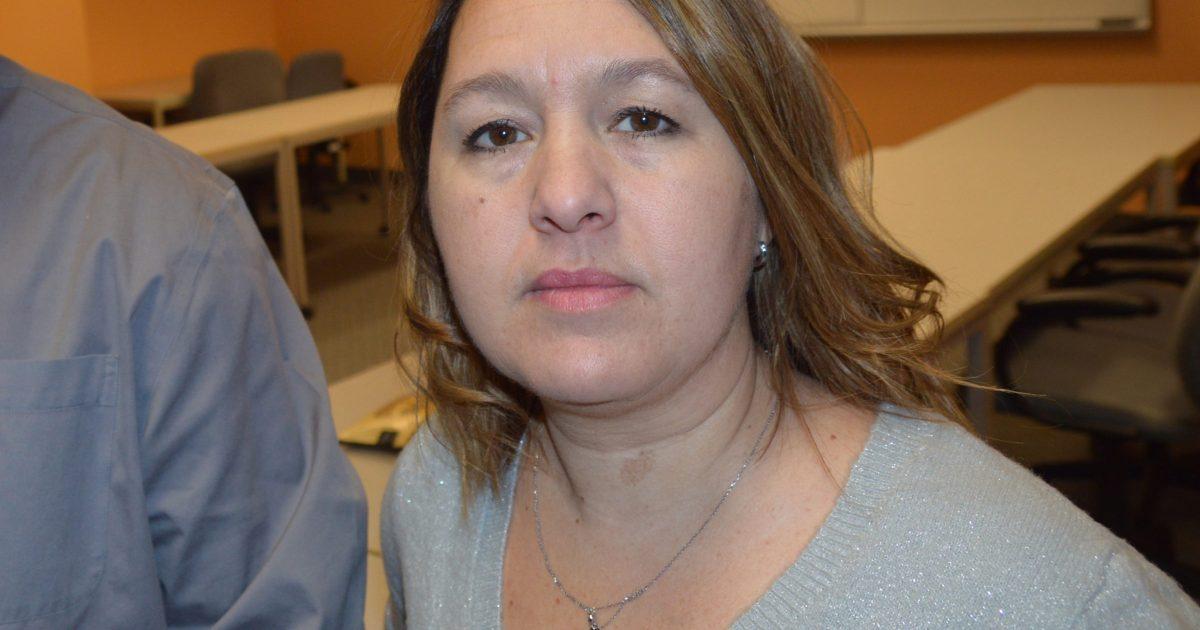 Karine Morisseau, responsable des RSG à la FSSS-CSN au ministère de la Famille