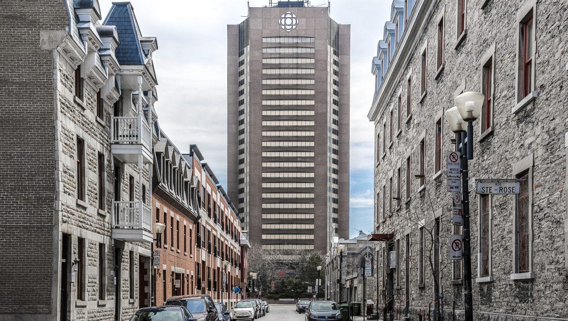 L'actuelle Maison de Radio-Canada - Photo : Michel Giroux