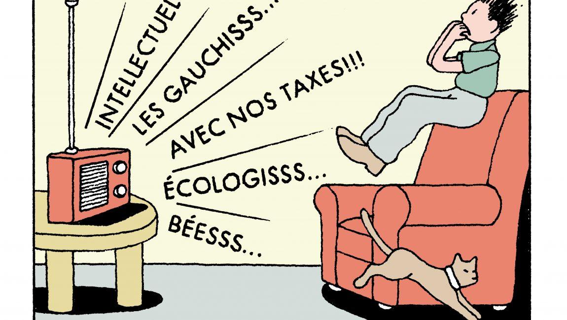 Illustration Alain Pilon
